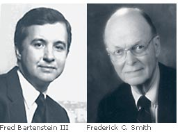 Fred Bartenstein III and Frederick C. Smith