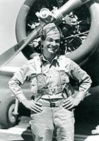 Captain Purdy flew alongside Charles Lindbergh and survived five crash landings, including one behind enemy lines, in the 1940s.