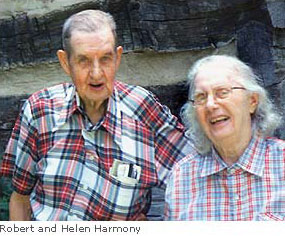 Robert and Helen Harmony